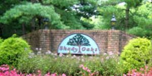 Shady Oaks homes for sale